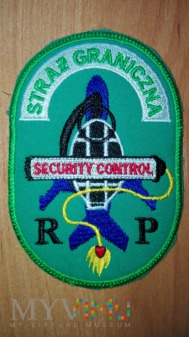Duże zdjęcie Straż Graniczna Securyty Control