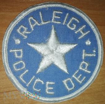 Raleigh policja