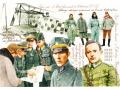 Umundurowanie żołnierzy polskich