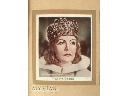 Haus Bergmann Farb-Filmbilder Greta Garbo 17-20