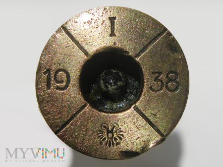 Łuska 8x56R Mannlicher M.30 [I/19/38/Orzeł]