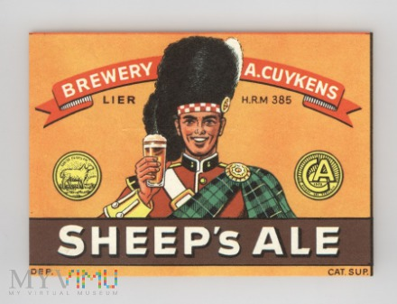 Cuykens Sheep's Ale