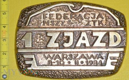 Medal kolejowy - związkowy NSZZ ZTK