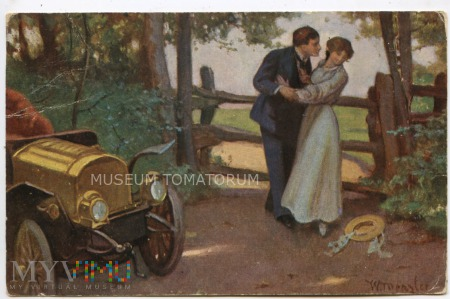 Menzler - On i Ona - Powitanie przeszkody