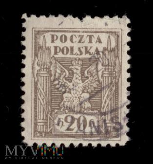 Poczta Polska PL 81-1919