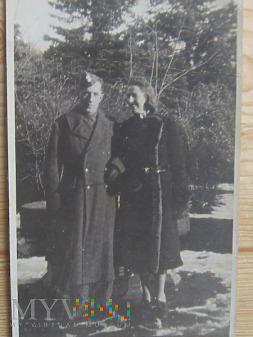Szkocja- rok 1944 Żołnierz Polski