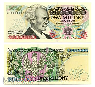 RP 2000000 złotych 1993 (A 0888942)