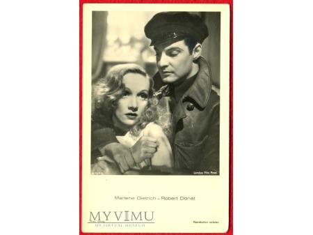 Marlene Dietrich Verlag ROSS A 1102/1