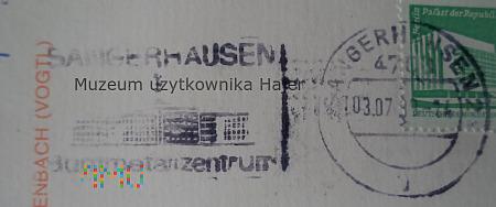 Sangerhausen Buntmetarzentrum