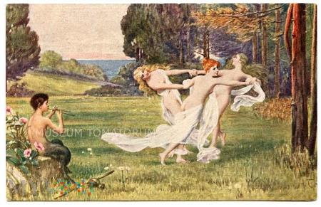 A. Thomas - Taniec nimf