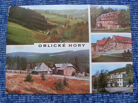 Orlickie Hory 1968 r.