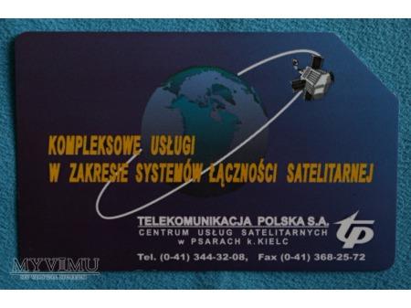 TP S.A Centrum Usług Satelitarnych