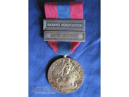 Medailles De La Defense Nationalebrąz