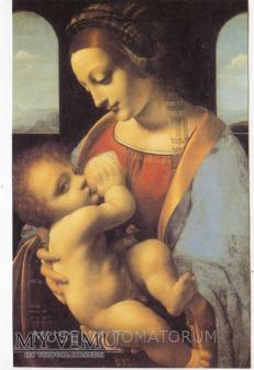 da Vinci - Macierzyństwo sakralne