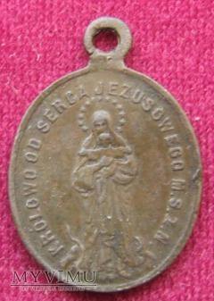 Stary medalik 4 (o w p )