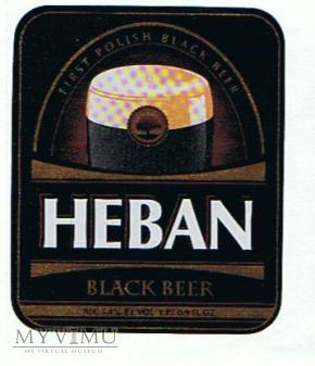 heban black beer