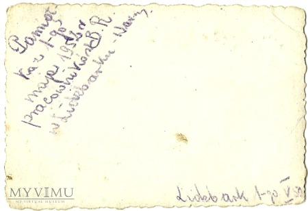 1 MAJA 1952 r. - Lidzbark Warmiński