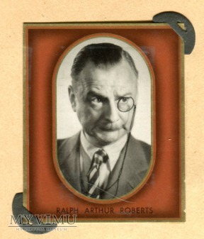 Duże zdjęcie Bunte Filmbilder 1936 Ralph Arthur Roberts