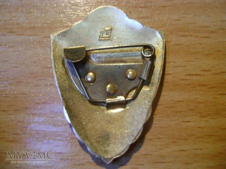 radziecka odznaka specjalisty 1 stopnia