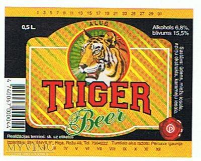 pärnu õlu tiger beer