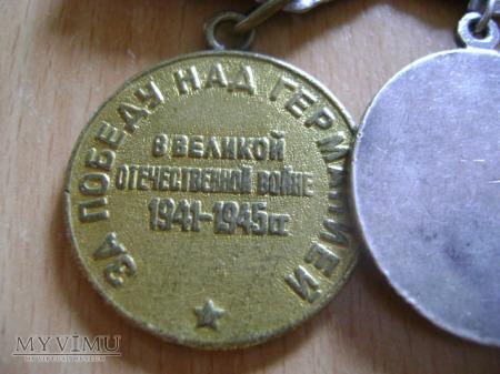 Medale Za zasługi bojowe
