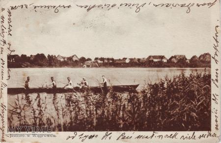 Jezioro Durowskie w Wągrowcu