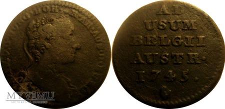 "Liard 1745 ""Niderlandy Austyriackie"""