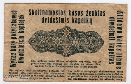 17.04.1916 - 20 Kopiejek - Poznań