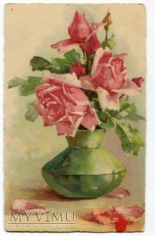 Catharina C. Klein piękne kwiaty Flowers Róże
