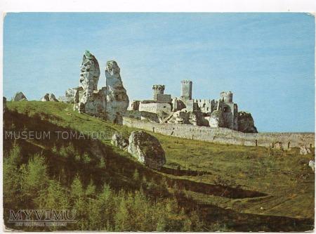 Ogrodzieniec - Zamek - 1972
