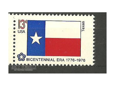 Duże zdjęcie Texas -Lone Star Flag.
