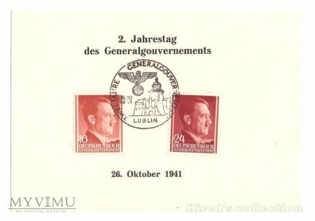 Kasownik nr 16. Zwei Jahre GG - Lublin