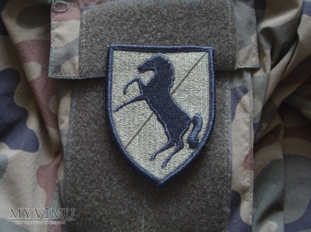 11th Armored Cavalry Regiment - polowa