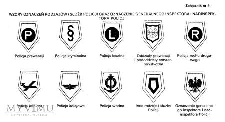 Oznaka rodzaju służby: POLICJA PREWENCJI