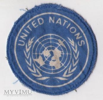 Oznaka UNITED NATIONS