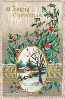 Wesołych Świąt. 1908 rok