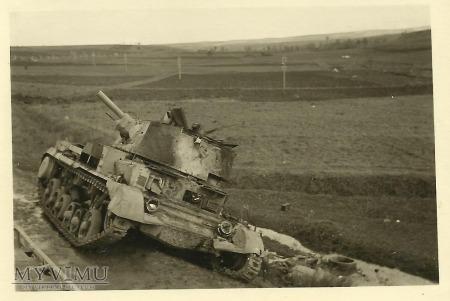 Czołg Cruiser Mk II