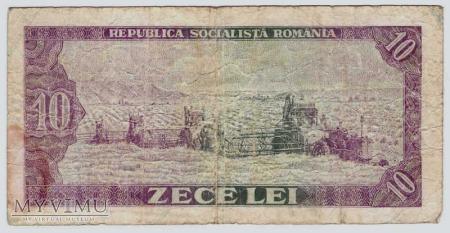 Rumunia, zece lei