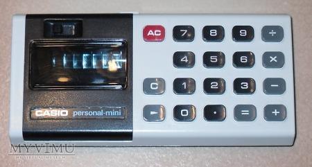 CASIO personal-mini