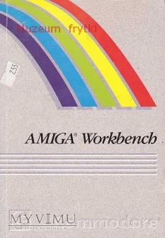 AMIGA Workbench j.niemiecki.