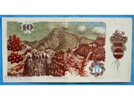 10 Koron 1986