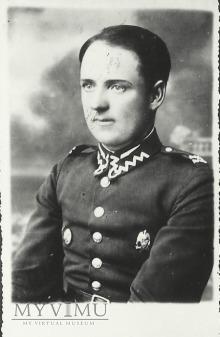 Kapral Erazm Schaffek z 25 Pułku Ułanow Wielk.
