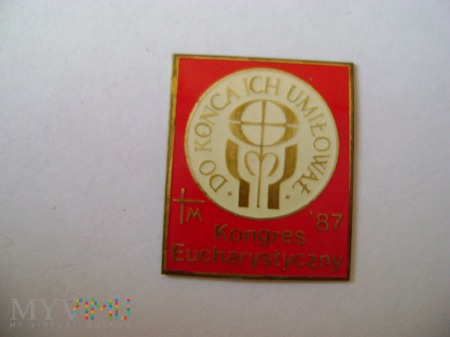 Kongres eucharystyczny 87