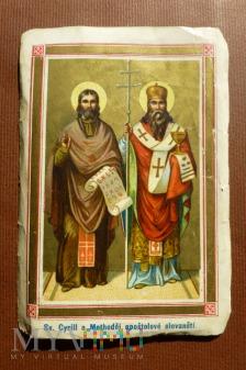 Św Cyryl i Metody na Velehrade