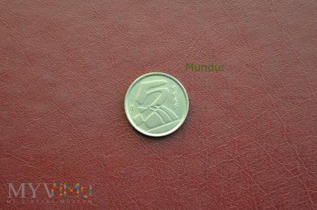 Moneta hiszpańska: 5 ptas