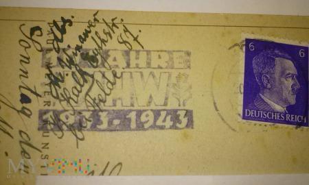 Duże zdjęcie WHW 117 stempel