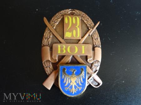 Numerowana: 23 Brygada Obrony Terytorialnej