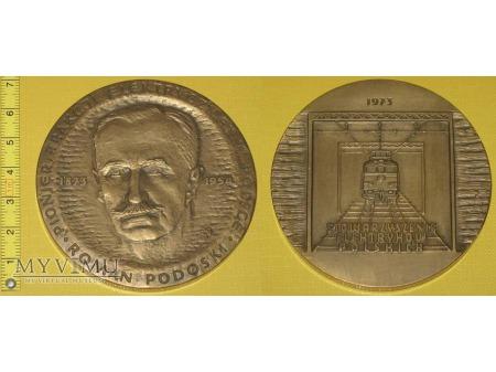 Medal kolejowy - usługowy SEP