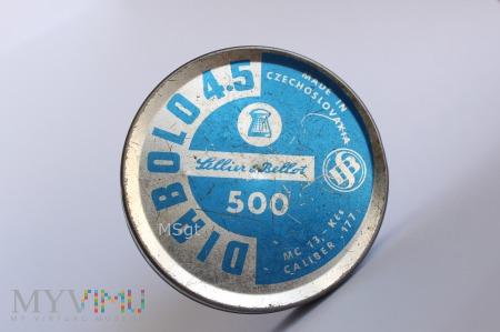 OPAKOWANIE ŚRUTU DIABOLO 4,5 mm
