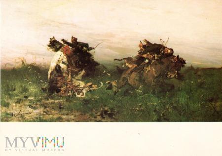 Pojmanie na arkan 1881